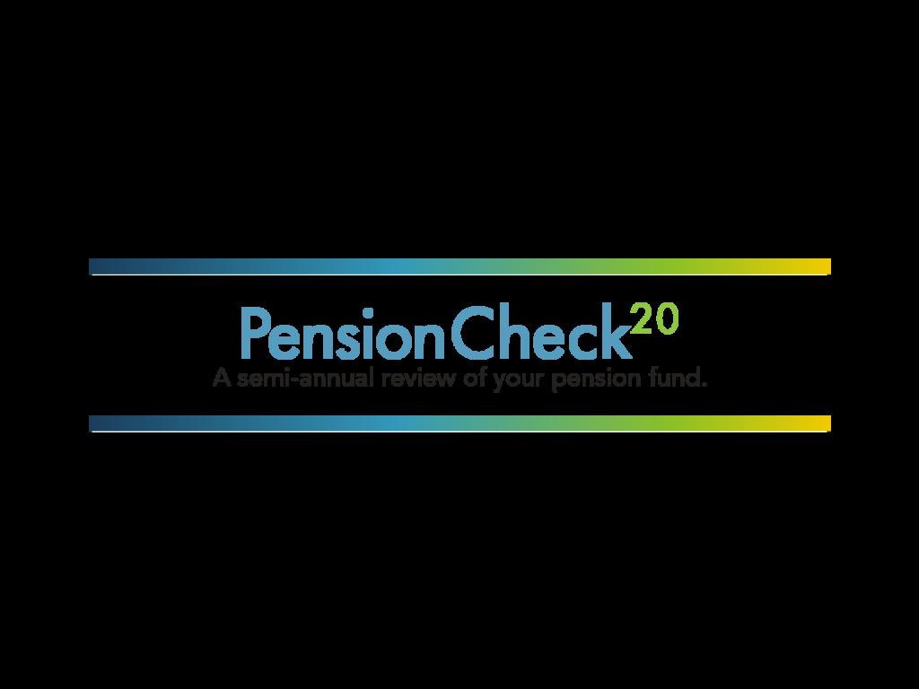 PensionCheck 20 Logo