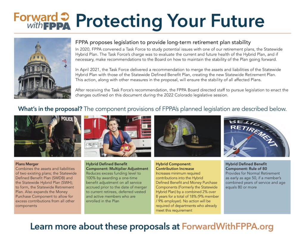 brief explanation of proposed changes to the Statewide Hybrid Plan
